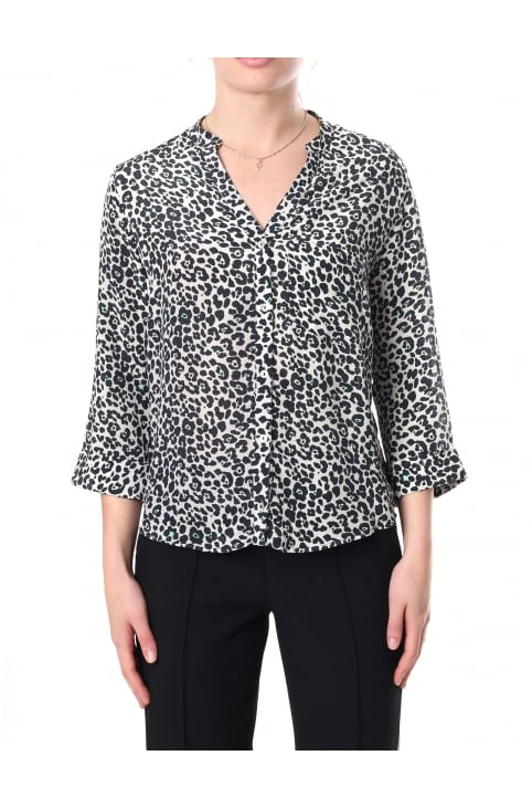 Hive Women's Printed Blouse