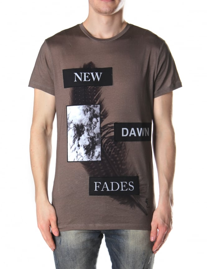 Religion Men's New Dawn Fades Tee