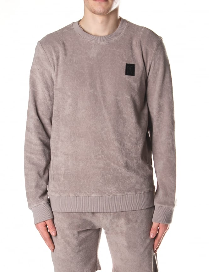 Religion Men's Pool Loopback Terry Sweat Top