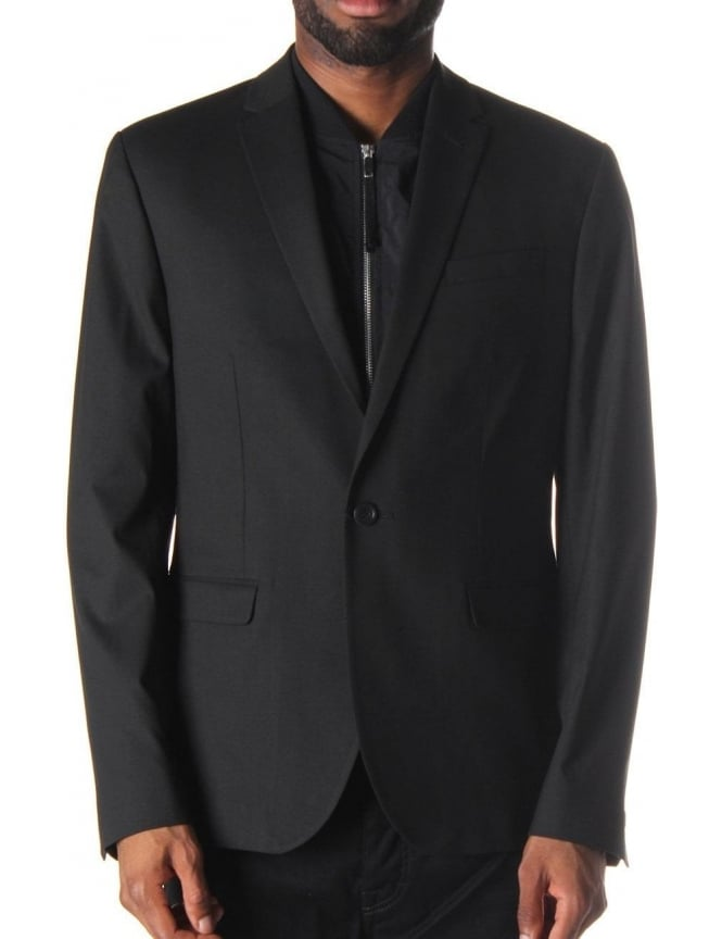 Religion Methanie Men's Blazer Black