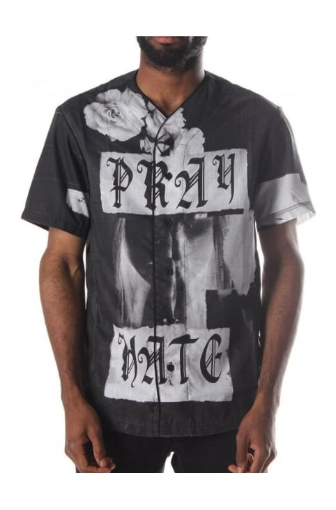 Pray Hate Mens's Shirt