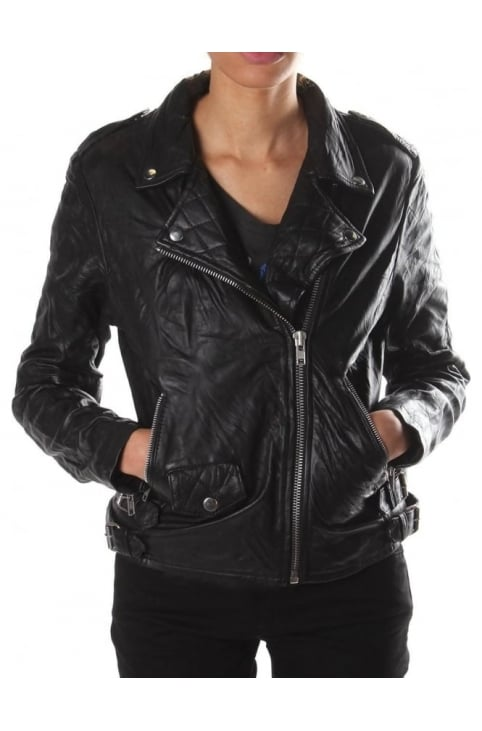Rider Women's Leather Jacket