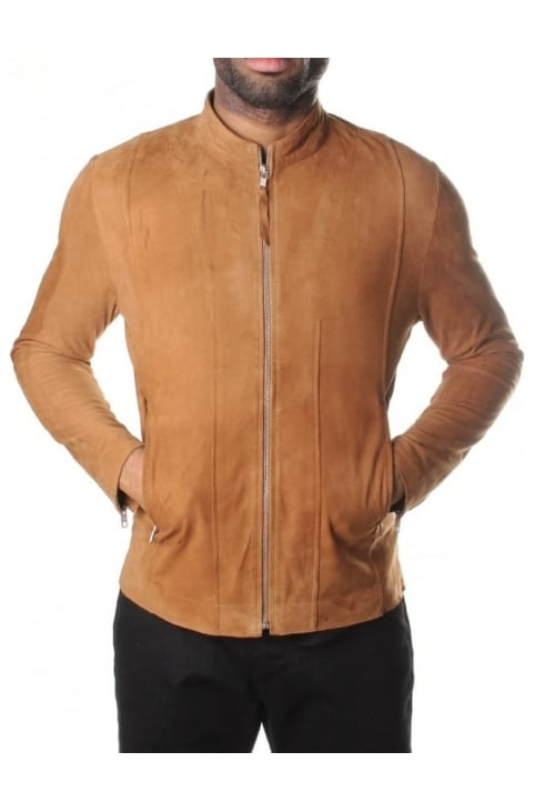 Suede Kea Men's Jacket