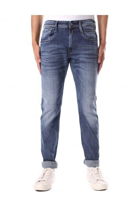 Anbass Men's Slim Fit Jean