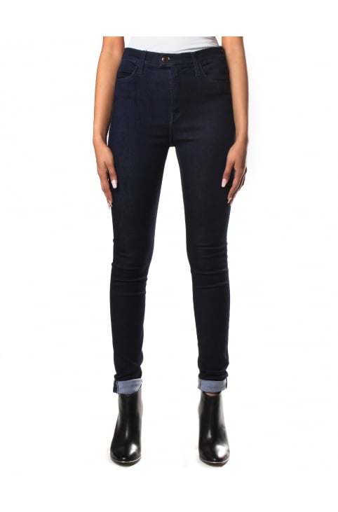 High Waist Women's Skinny Fit Touch Jean
