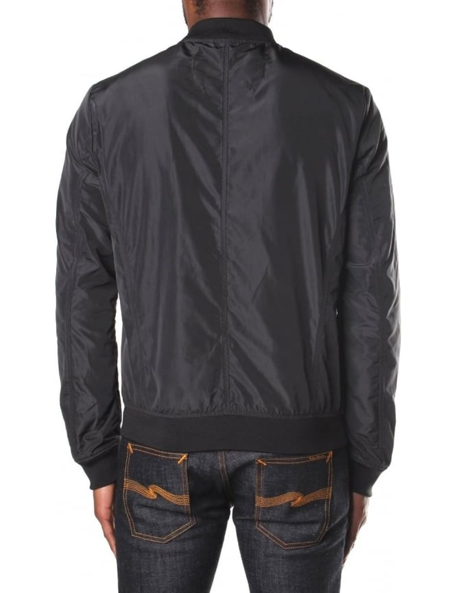 Replay Lightweight Men's Shiny Bomber Jacket