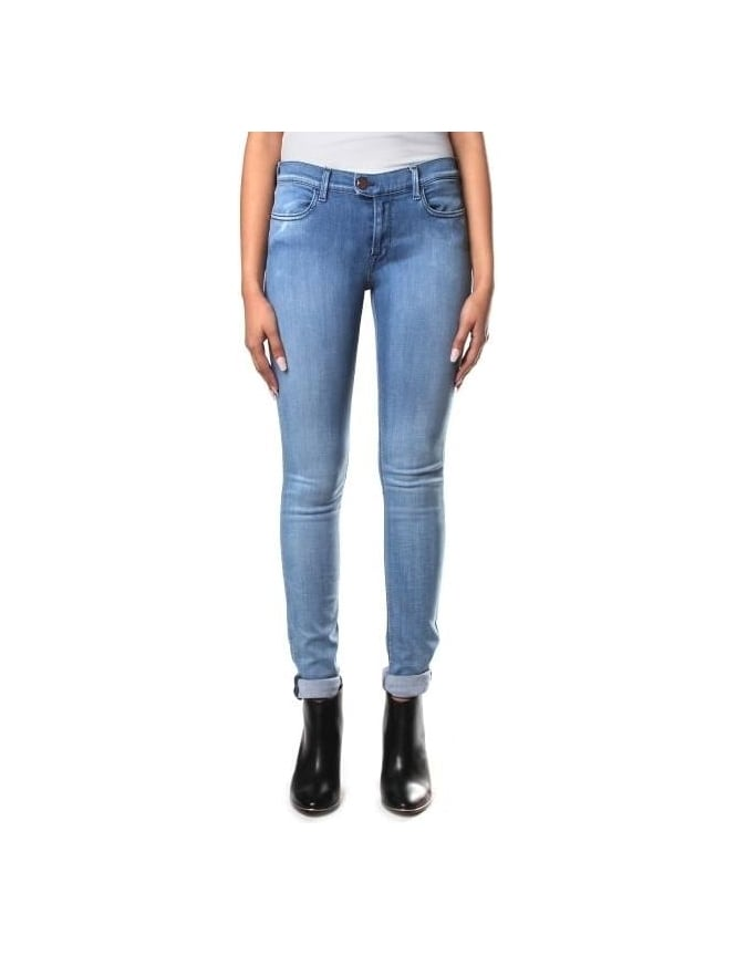 Replay Low Waist Women's Skinny Fit Jean