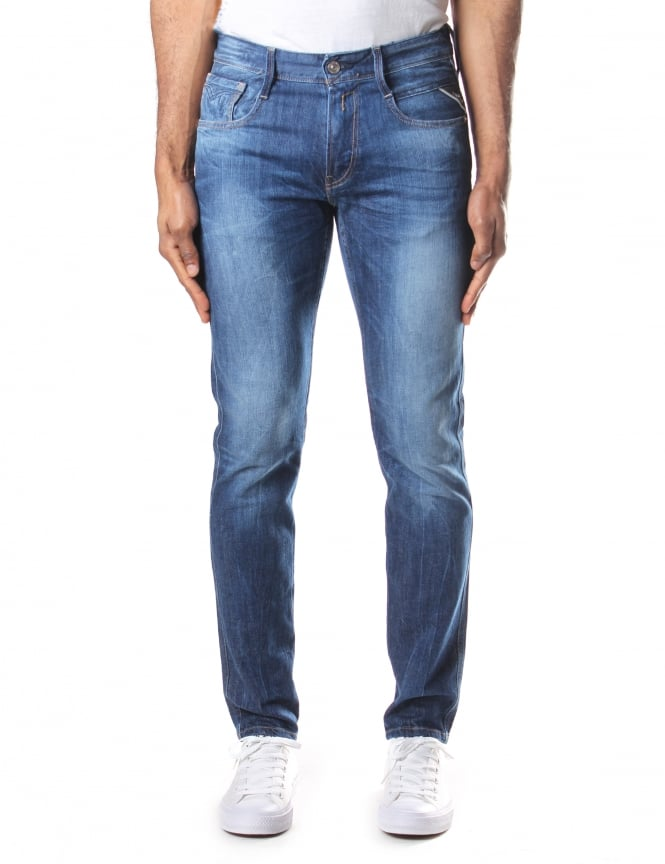 Replay Men's Slim Fit Jeans