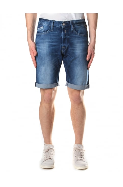 Men's Waitom Regular Slim Fit Shorts