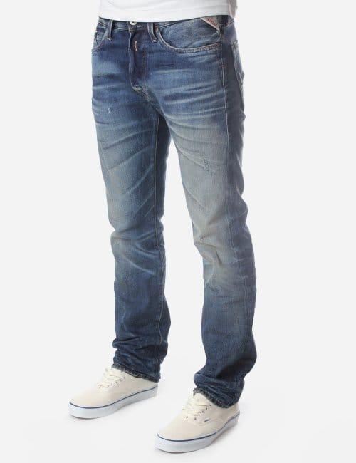 Waitcom Regular Slim Fit Jean Denim