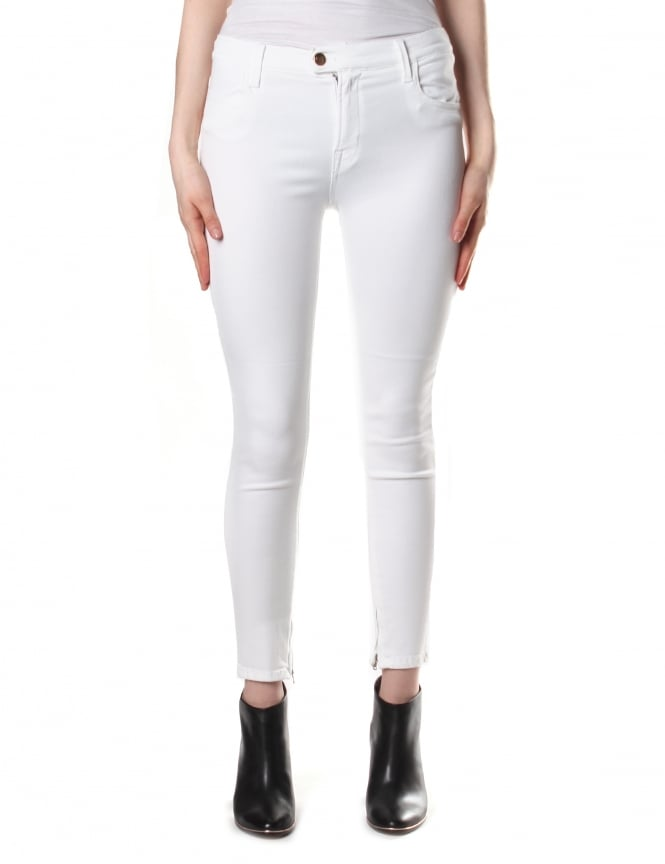 Replay Women's Skinny Fit Cropped Jean