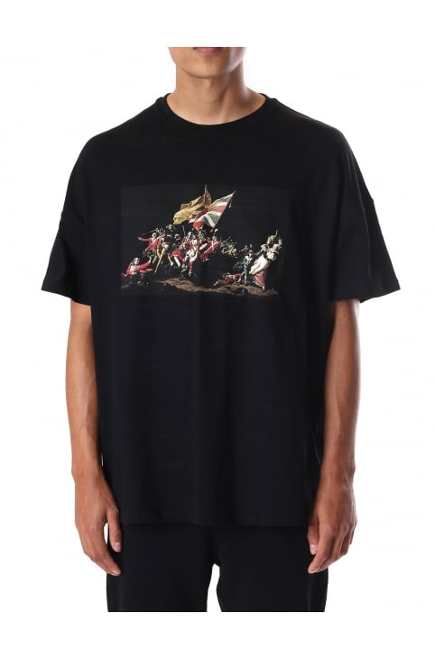 Men's Battle Print Tee