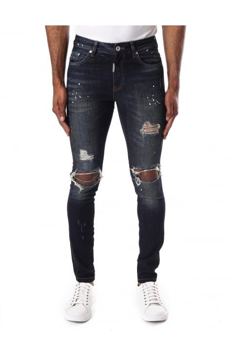 Men's Knee Destroyer Jean