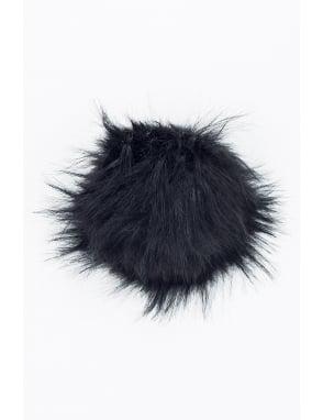 75e574378e13 Rino   Pelle Women s Double Faux Fur Pom Pom Hat