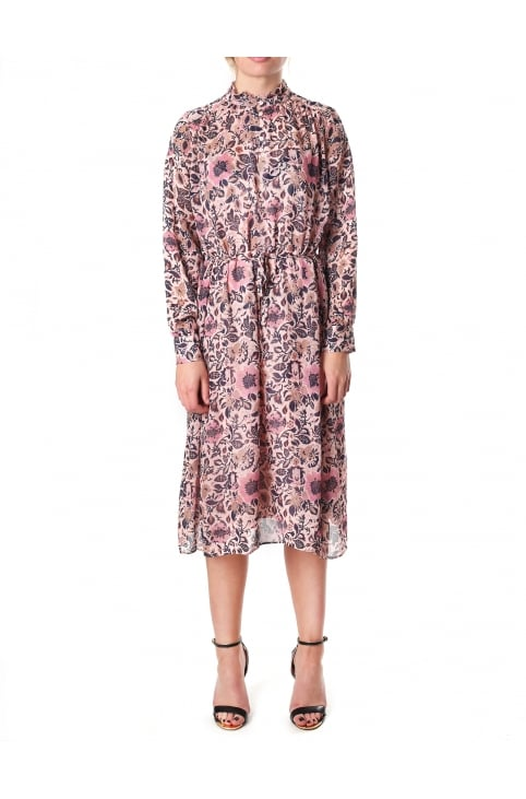 Laisa Woman's Floral Printed Dress