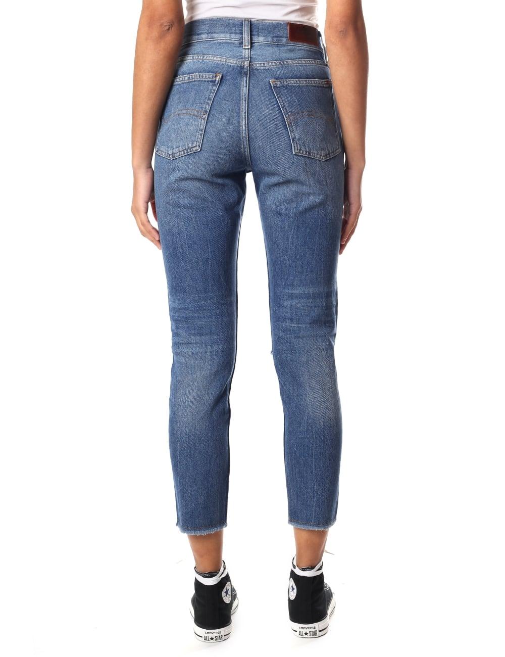 5bd87501 Tommy Hilfiger Skinny Women's High Rise Jean