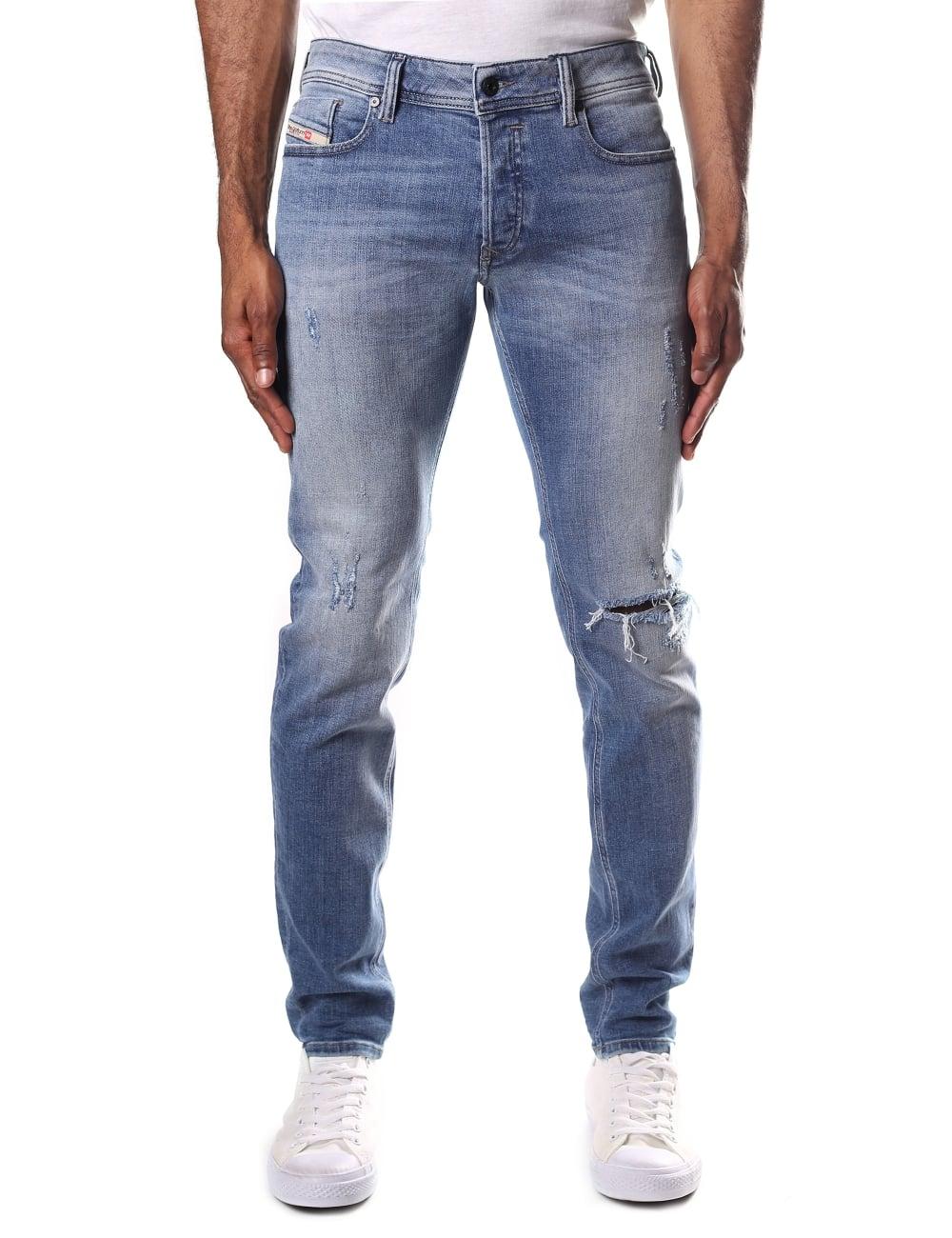 am besten wählen 50-70% Rabatt neueste art Diesel Sleenker 84GL Men's Slim Fit Jean