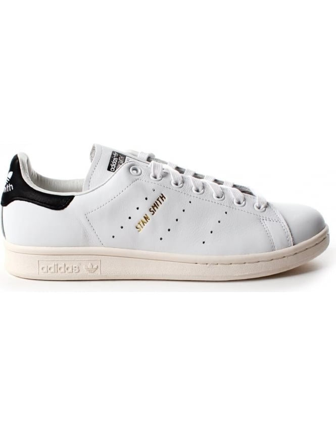 competitive price 295a9 6b956 Adidas Stan Smith Men's Classic Lace Up Trainer White/Black