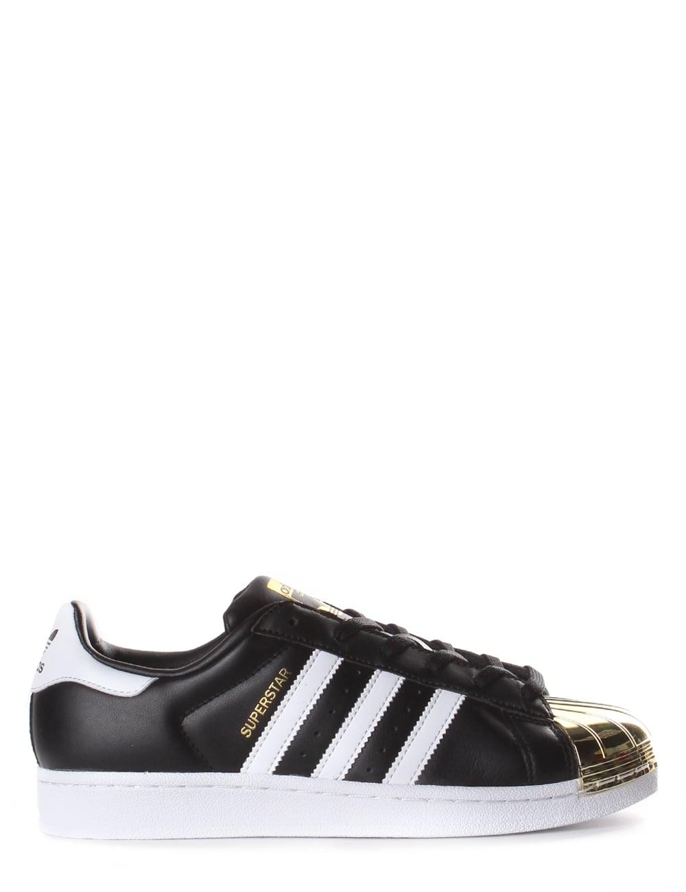 new concept 6f256 ae22d Adidas Superstar 80's Metal Toe Women's Trainers