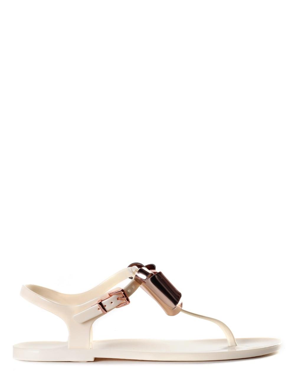c46977ddf Ted Baker Ainda women s Bow Detail Sandals