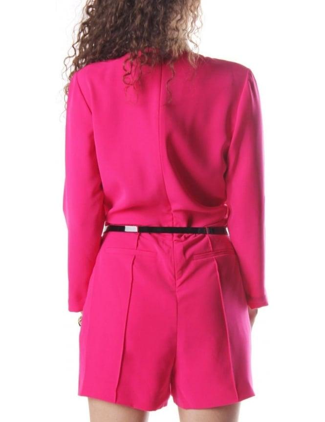 86a8e41fe6d48 Ted Baker Ariyell Women s Playsuit Deep Pink