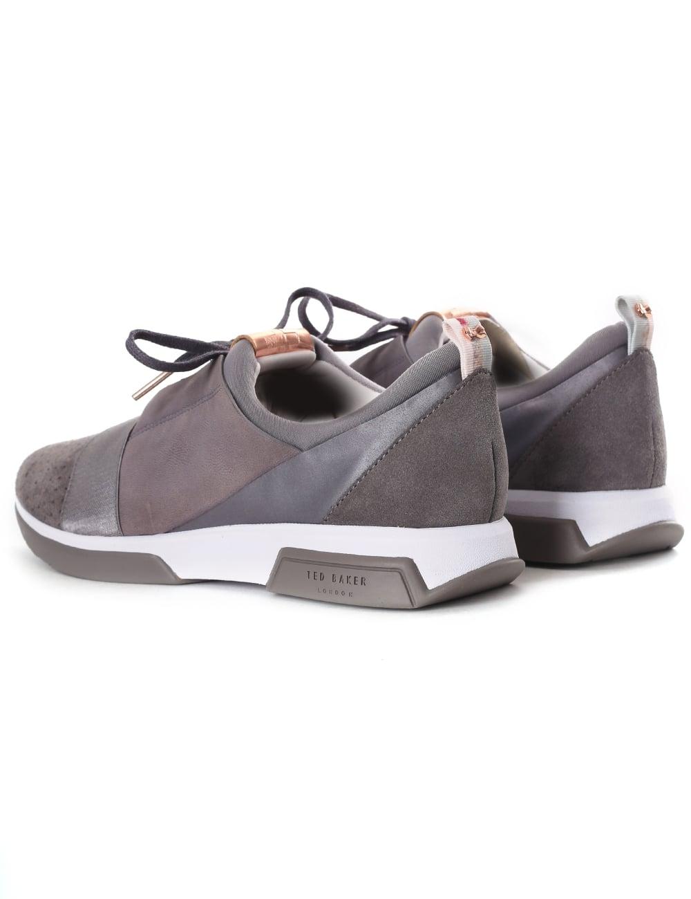 b48b3701a33271 Ted Baker Cepa Women s Suede Sneaker