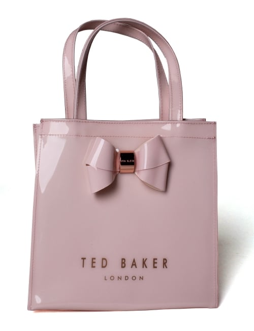 79d452dd4c69c Ted Baker Didicon Women s Plain Bow Small Icon Bag Baby Pink