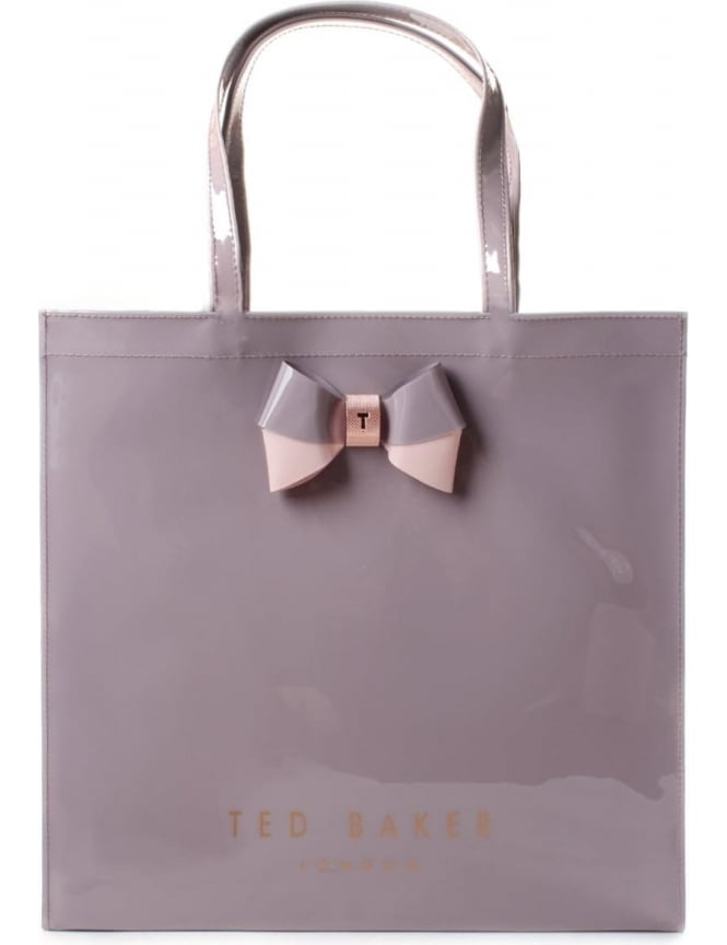 Ted Baker Elacon Women's Colour Block Bow Large Icon Bag