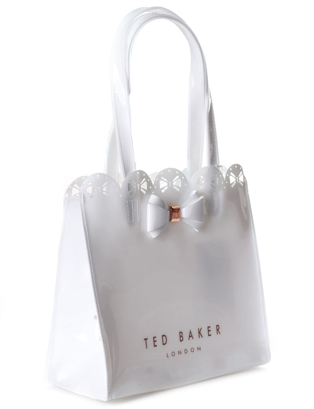 1347287cb74fe Ted Baker Ellicon Women s Small Bow Tote Bag