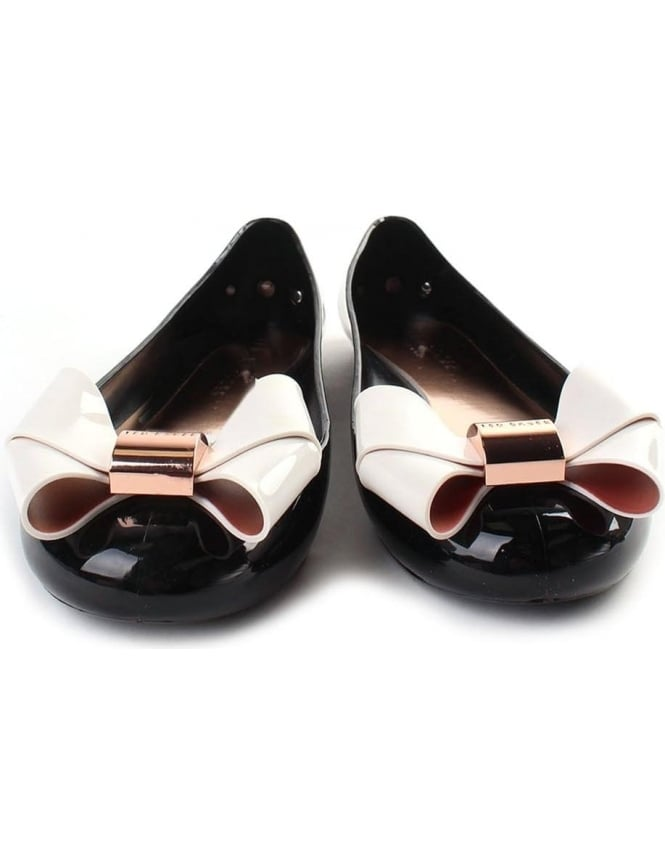 385ef085f8345 Ted Baker Faiyte Large Bow Women s Jelly Pumps