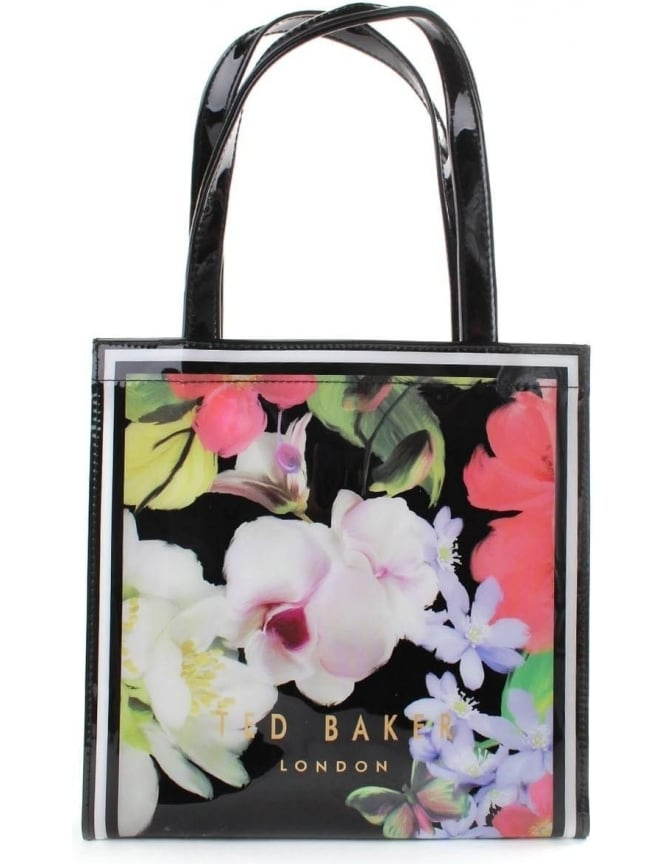 Ted Baker Gecon Women's Forget Me Not Small Icon Bag Black