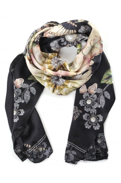 Gem Gardens Women's Cape Scarf