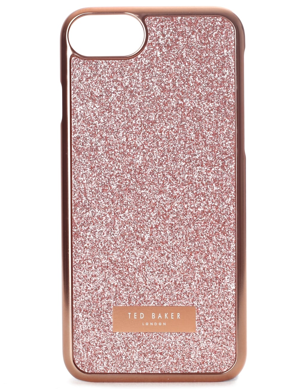 ted baker glitter iphone 7 case