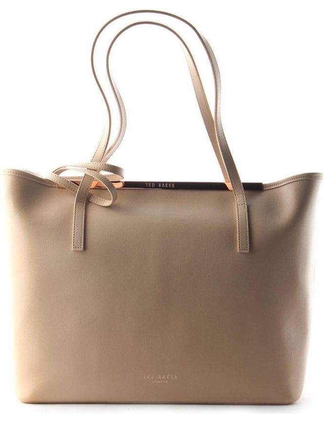 576e7d3093e Ted Baker Isbell Women's Crosshatch Bag Beige