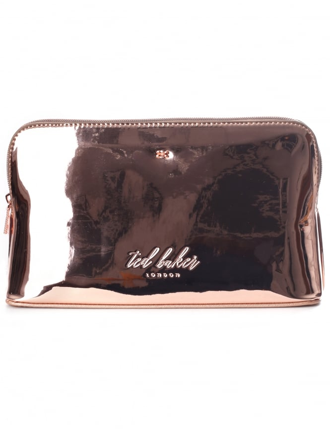 Ted Baker Lauran Women's Mirrored Wash Bag
