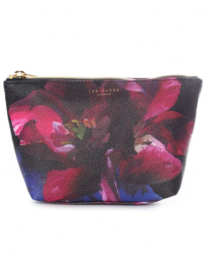 Ted Baker Leaa Women's Impressionist Bloom Makeup Bag