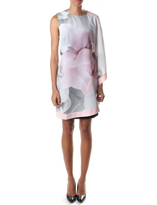 Ted Baker Lizeey Women's Porcelain Rose Tunic Dress