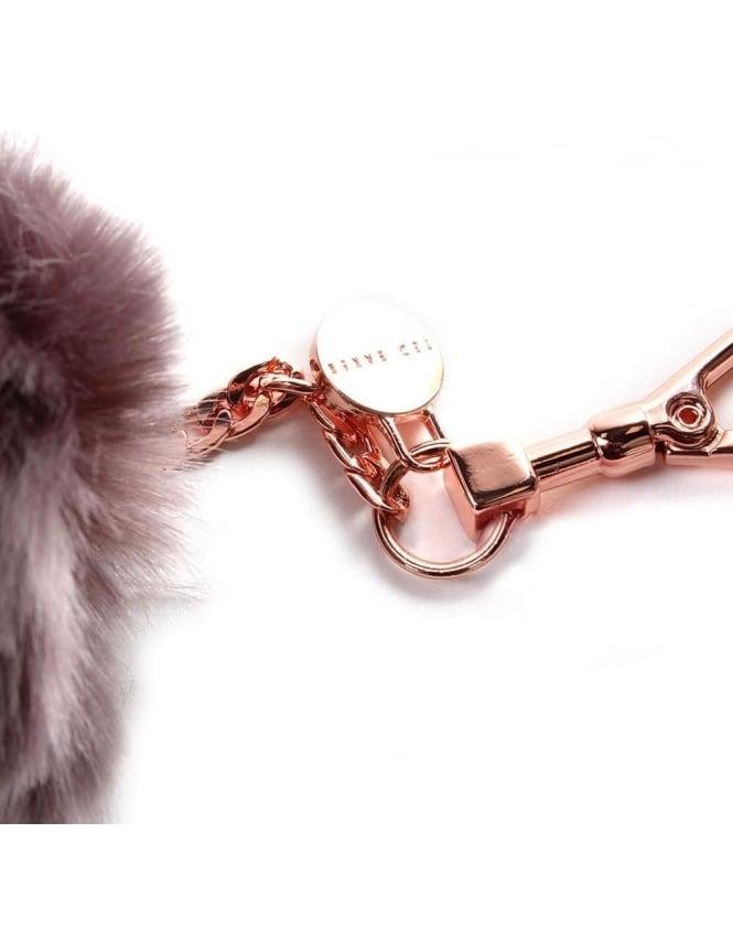 Ted Baker Lolaa Women s Fluffy Character Bag Charm Purple c92f763789fb2
