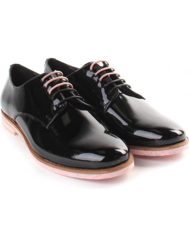 2d8806aba Ted Baker Loomi Hi Shine Women s Brogue Shoe Black