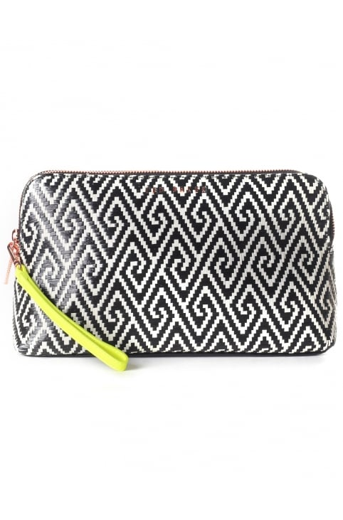 Mallika Women's Woven Large Washbag