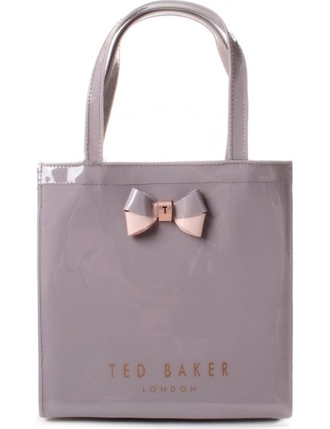 ted baker minacon women s colour block bow icon bag