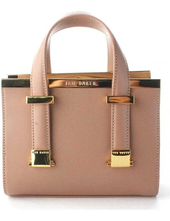 Ted Baker Minibet Women s Miniature Tote Bag Blue 79f07cb8d8