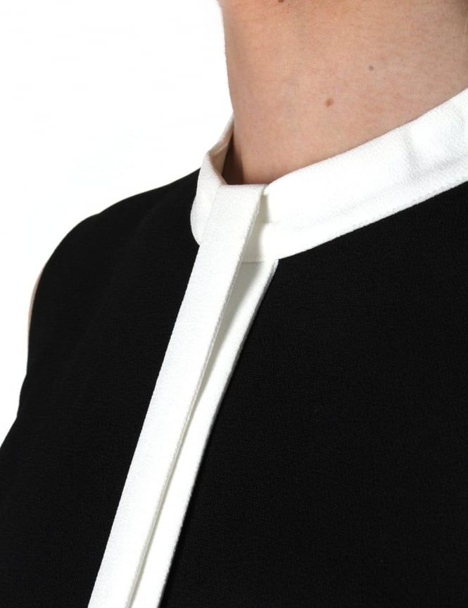 a3b1f9f25425 ... Ted Baker Olia Women's Bow Tie Crepe Top Black. Tap image to zoom. Olia  Women's Bow Tie Crepe ...