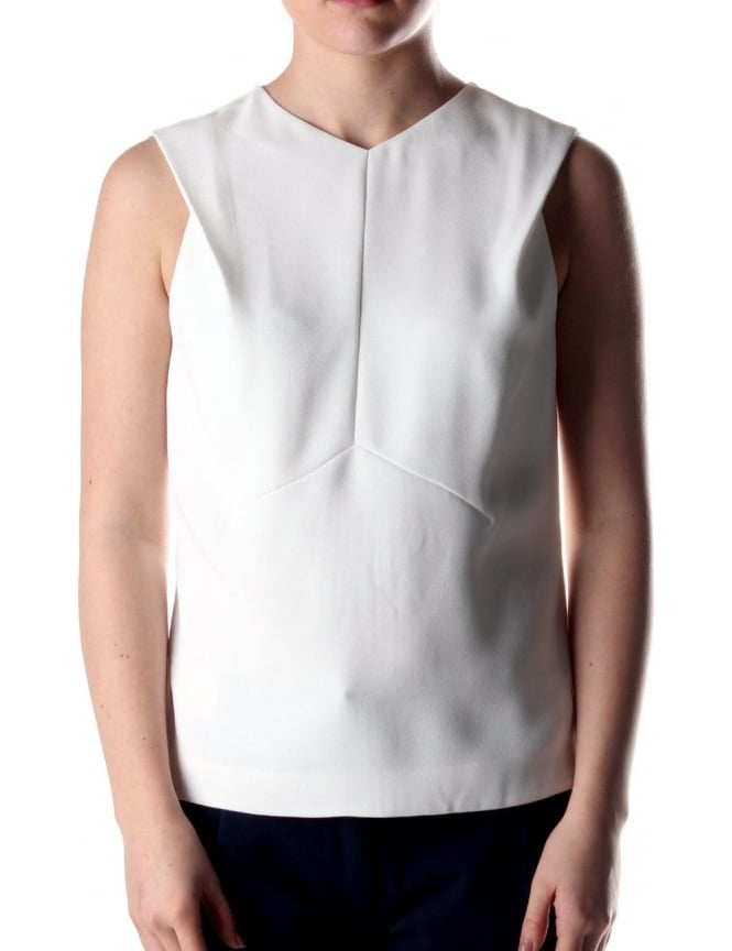 Ted Baker Osiride Women's Fitted Top Cream
