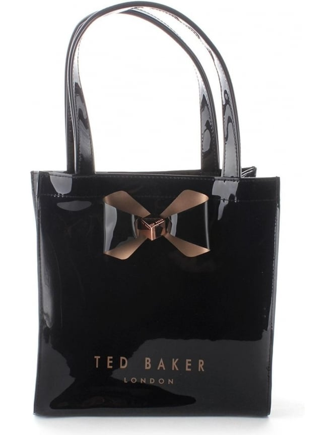 781c2d7c4ab4 Ted Baker Peticon Women s Bow Small Icon Bag Black