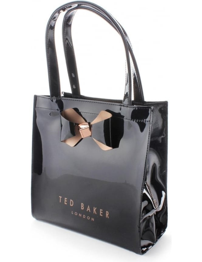 c3c49ecb726c Ted Baker Peticon Women s Bow Small Icon Bag Black