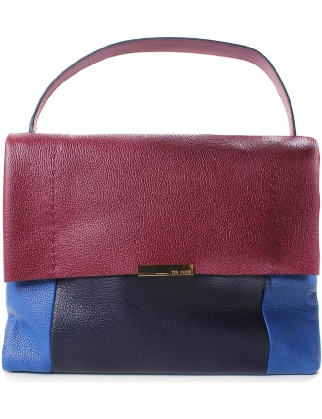 Ted Baker Proter Women's Unlined Soft Leather Shoulder Bag