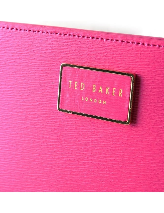 66358222270fbe Ted Baker Reubin Women s Pop Out Matinee Purse Bright Pink