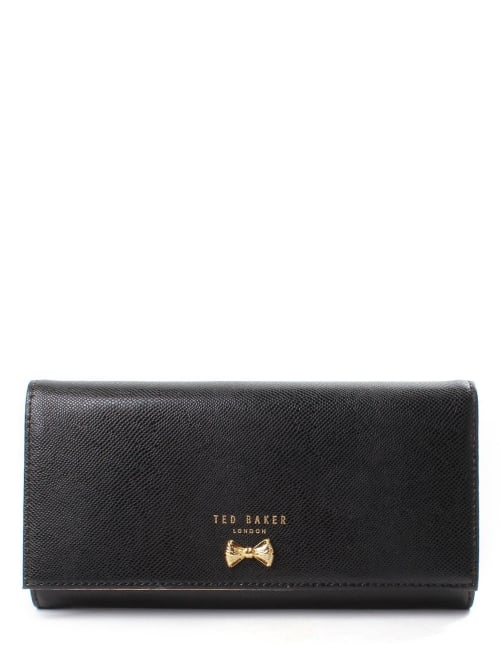 2013eae87 Ted Baker Serita Women s Mini Bow Matinee Purse Black