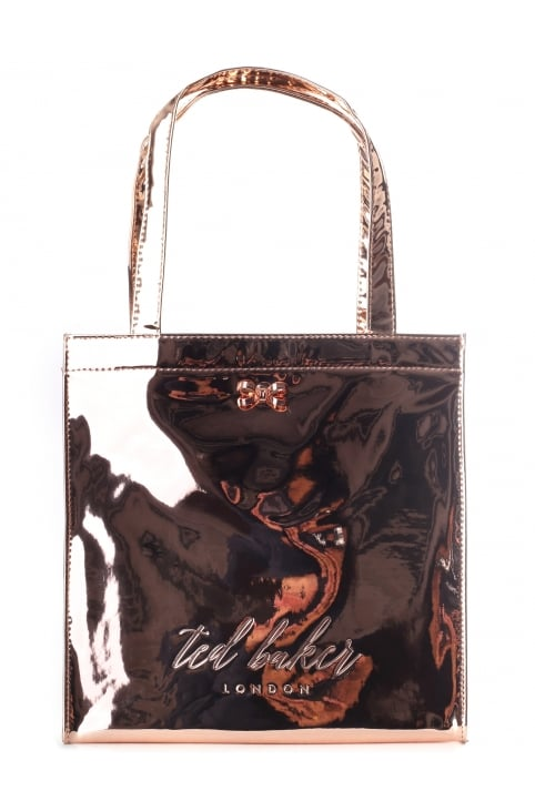 Small Mirrored Women's Icon Bag